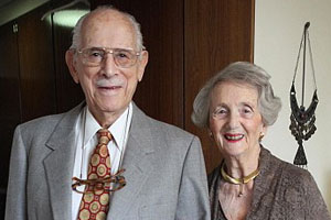 Henry and Valerie Kerr